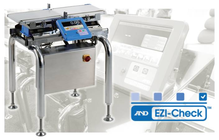 A&D Intelligent Checkweighers & Metal Detectors